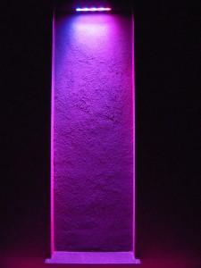 LED - Wandbeleuchtung; Foto: Kim Schnackenberg / pixelio.de