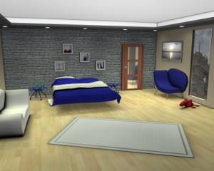 Das neue Schlafzimmer planen; Foto: O. Fischer/pixelio.de