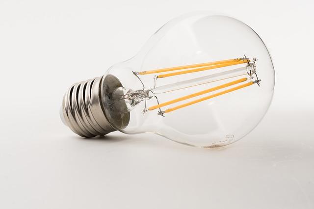Filamentfadenlampe - LED