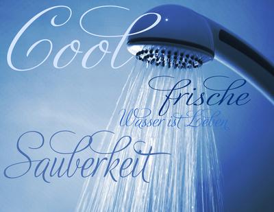 Weniger Wasserverbrauch - niedrigere Kosten! Foto: Rainer Sturm / pixelio.de