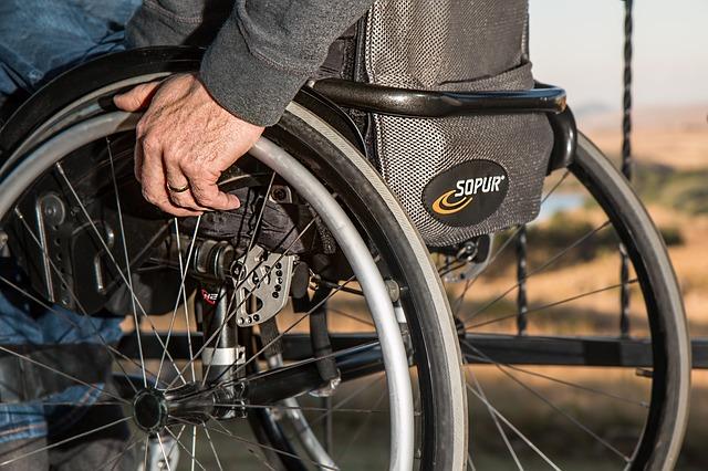 Barrierefrei für den Rollstuhl