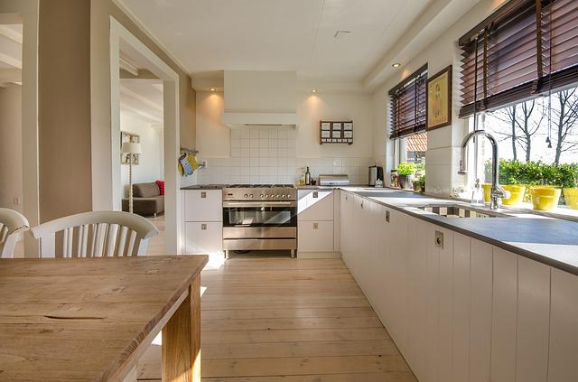 Planung einer traumhaften Küche
