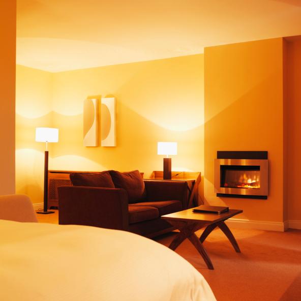mehr wohlbefinden durch die richtige beleuchtung. Black Bedroom Furniture Sets. Home Design Ideas