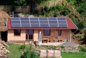 Hausbesitzer als Photovoltaik-Betreiber, Bild: Thomas Max Müller / pixelio.de