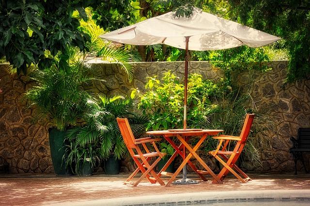 Sonnenschirm - Highlight mit Sonnenschutzgarantie bei Sonne & Hitze