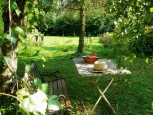 Gartengestaltung; Bild: M. Großmann / pixelio.de