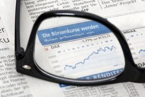 Wirtschaftslage und die Charttechnik: Bild: Tim Reckmann / pixelio.de