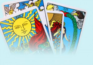 Esoterik, Tarot und Astrologie; Bild: Pott Holding GmbH