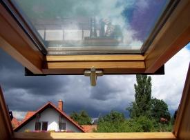 Wetter: Wie entsteht Regen?; Bild: Verena N. / pixelio.de