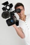 Digitale Camcorder / Videokamera; Bild: Tim Reckmann / pixelio.de
