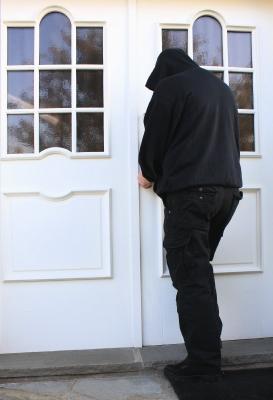 Gefahr – Wohnungseinbruch