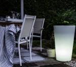 Indirekte Beleuchtung für drinnen und draußen