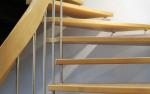 Holztreppe planen; Bild: Urs Flükiger / pixelio.de