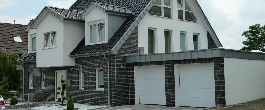 Klinker, Riemchen und Verblender - Die richtige Fassade für Ihre eigenen vier Wände; Bildquelle: www.elbau.com/