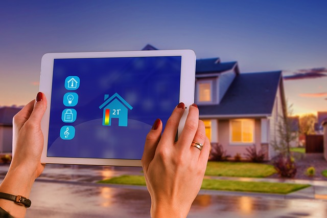 Moderne Wohnhäuser und neuste Technik – Smarthome und moderne Haustechnik weiterhin voll im Trend!