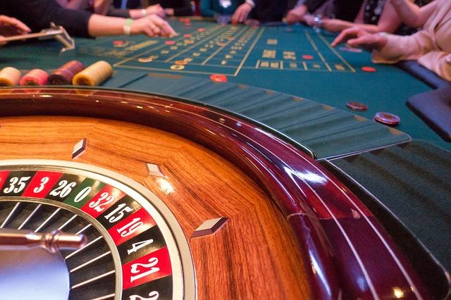 Ein Blick ins Casino