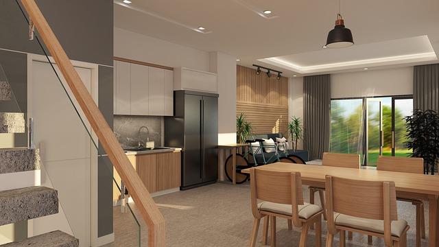 Wohnraumgestaltung: Mehr Platz durch die formgebundene Schönheit der Nische!