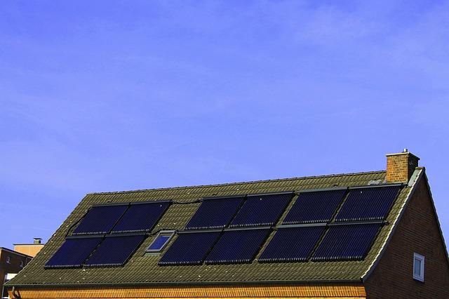 Heizen mit Solarenergie
