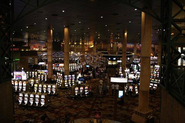 Glücksspiel im Spielcasino in Las Vegas