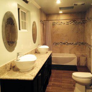 Gestalten Sie Ihr Haus familienfreundlich - Vorsicht im Badezimmer