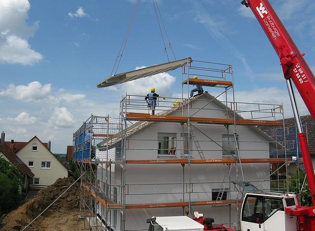 Kann man gut gebrauchen: ein Baukredit für das neue Haus