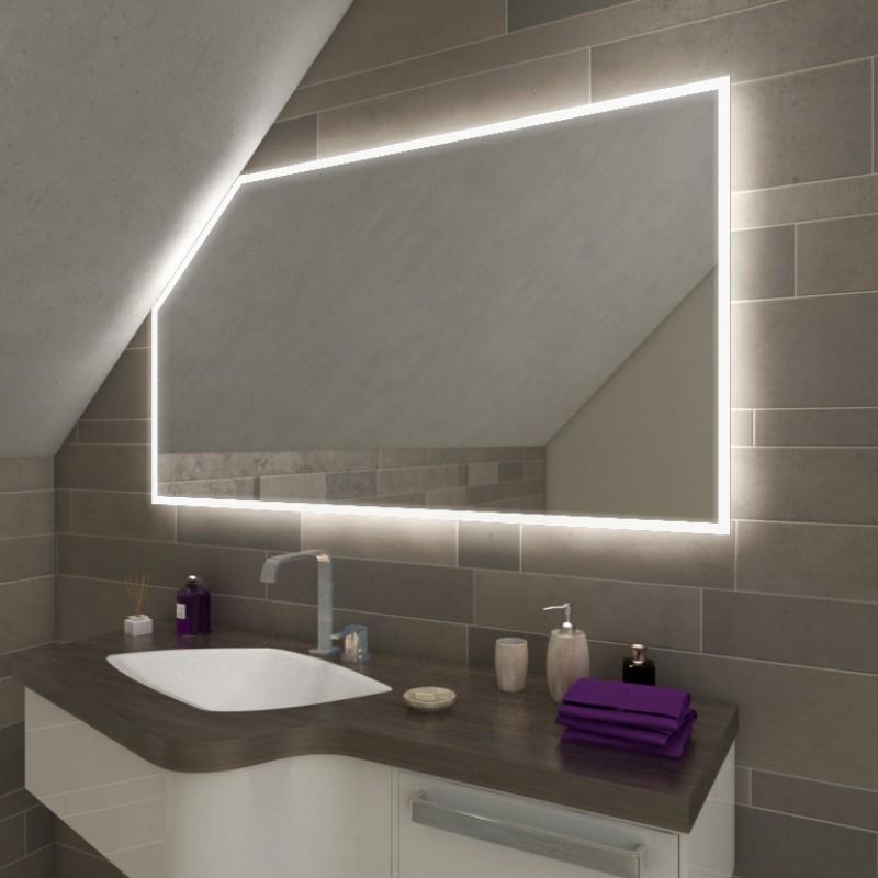 Verdient mehr Liebe: der Badspiegel mit modernen Gestaltungsmöglichkeiten