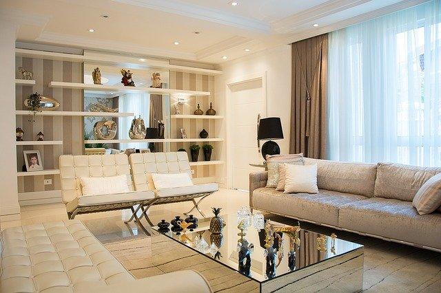 4 Tipps zur Einrichtung des Wohnzimmers – so gelingt eine tolle Atmosphäre