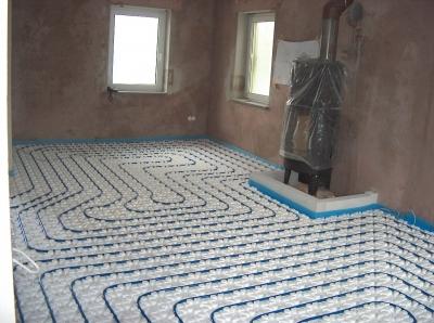 Beliebt Stromverbrauch einer elektrischen Fußbodenheizung UK12