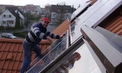 KfW-Förderung - Zinsgünstige Kredite und Tilgungszuschüsse bei Neubau und Sanierung für Hausbesitzer; Bild: Klaus-Uwe Gerhardt / pixelio.de