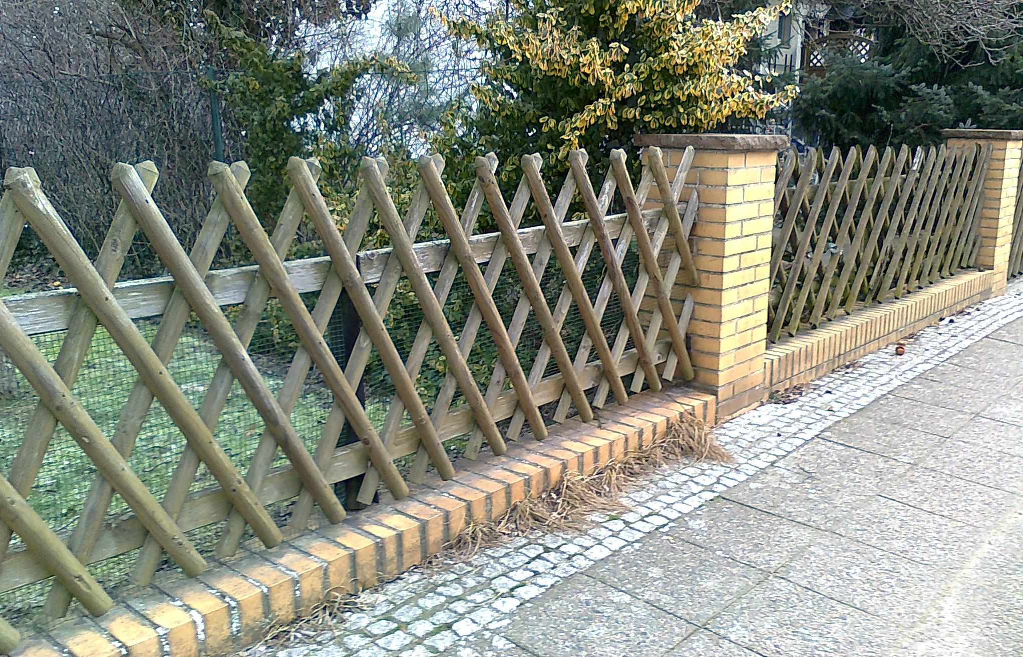 Gemeinsame Blickfang: Einen neuen Gartenzaun errichten #KH_79