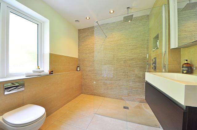 Ein neues Traumbad mit ebenerdiger Dusche