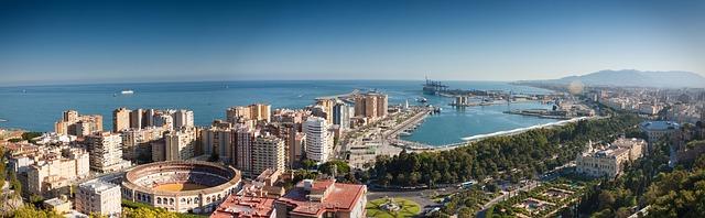 Malaga - moderne Stadt mit alter Geschichte