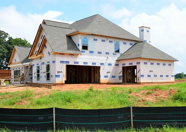 Mit einer Baufinanzierung zum Traumhaus