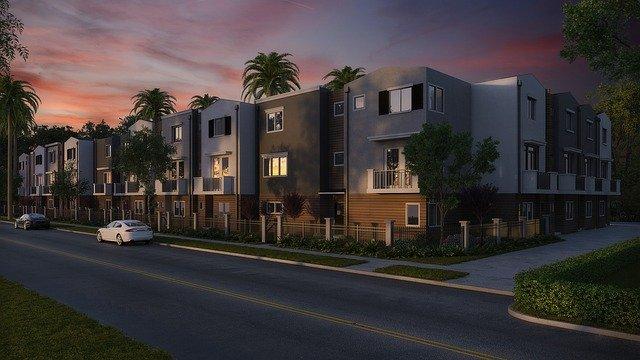 Niedrigzinspolitik ist ideal für Immobilienkäufer