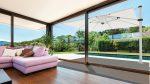 Darf es ein Solero sein? Ein eleganter, neuer Sonnenschirm für Ihren grünen Garten