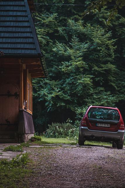 Carport mit Dach aus Wellblech bauen